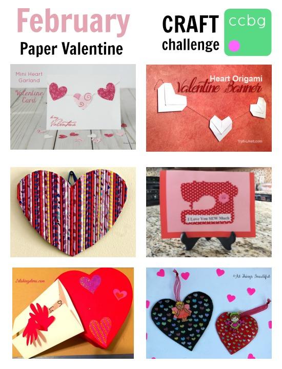 February paper valentine Craft Challenge.jpg