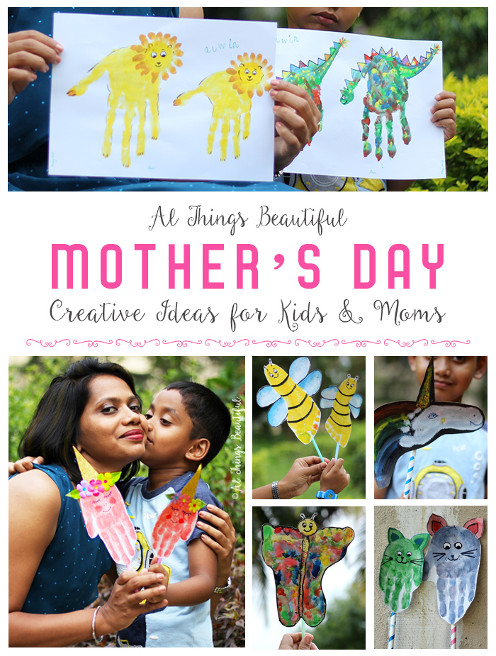 Most Wonderful Keepsake Mothers Day Crafts For Kids And Moms Al